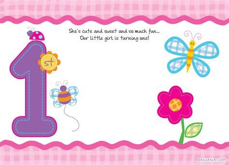 printable  birthday invitations bagvania