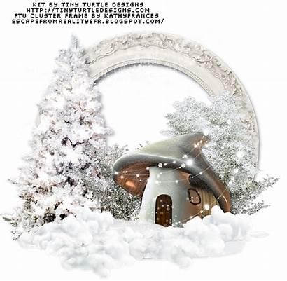 Ftu Cluster Frames Winter Reality Escape Warmth