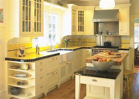yellow modular kitchen ideas home design lover