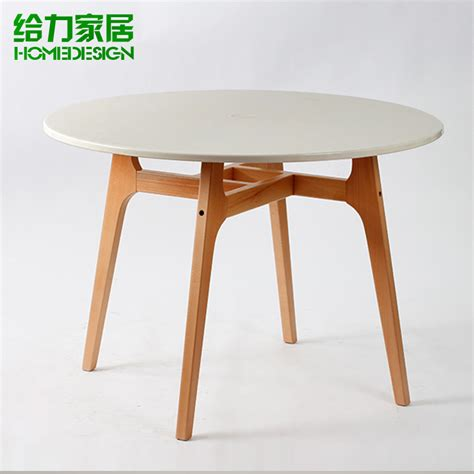 ikea modern dining table roundtable wood dining table negotiating table minimalist