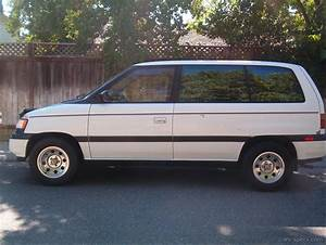 1991 Mazda Mpv Minivan Specifications  Pictures  Prices