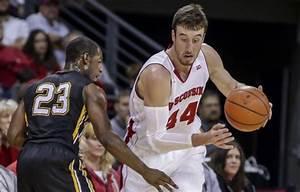 Frank Kaminsky Badger Basketball player   wisconsin sports ...