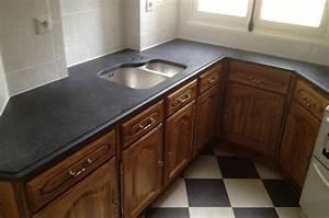 Cuisine Granit Noir WL53 Jornalagora