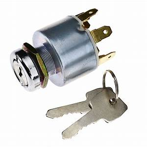 Universal Replacement Ignition Switch Lock Cylinder For