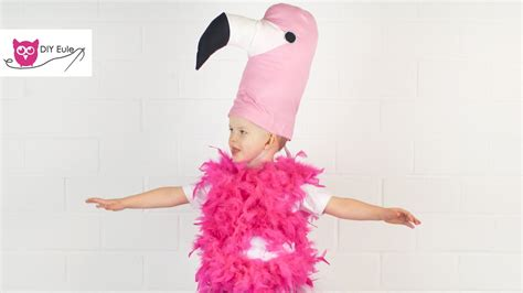 karneval kostüm diy flamingo kost 252 m n 228 hen diy eule