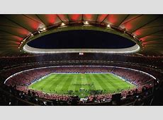 UEFA report questions Wanda Metropolitano ability to host