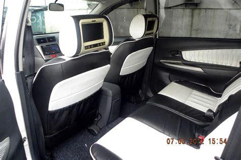 Modifikasi Interior Mobil Avanza by Model Mobil Modifikasi Avanza Veloz Eksterior Dan Interior
