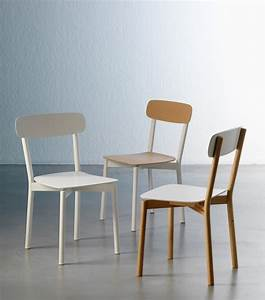 Design  Paolo Cappello  Wooden Chair Archetype Of The Chairs From The Restaurant Or School