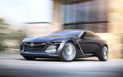 2015 Opel Monza Concept Cars Wallpapers