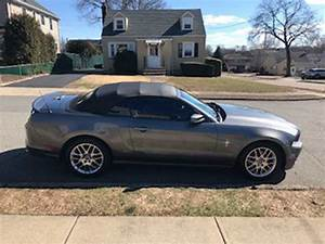 5th gen 2013 Ford Mustang Premium convertible V6 For Sale - MustangCarPlace