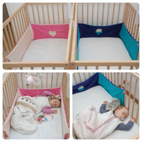 tour de lit bebe jumeaux visuel 7