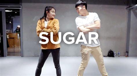 Sugar Maroon Eunho Kim Choreography Youtube