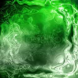 Green Abstract Background Cool 3D