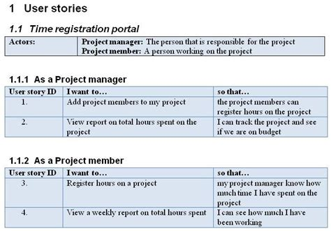 user story template exle user story cards agile user story projects and cards