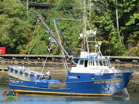 Legacy Fishing Boat Alaska by F V Pacific Rose Alaska Purse Seine Vessels Trident