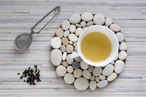 white tea pot stock image image  wood white rustic