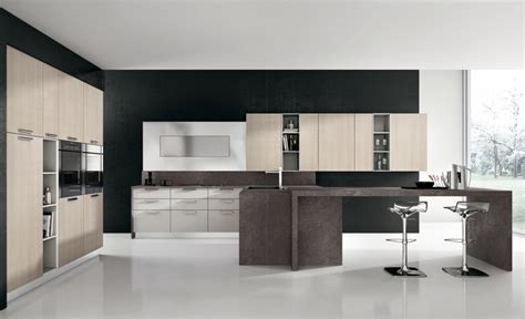 modele cuisine design modele de cuisine moderne americaine maison design