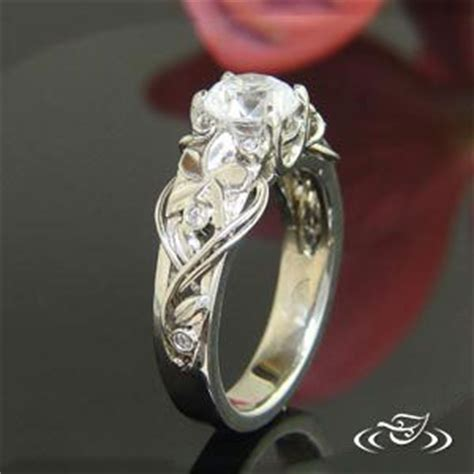 our intricate handmade filigree vine work delicate artistry that completes our custom
