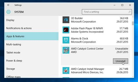 3 easy ways to uninstall a program or app from windows 10