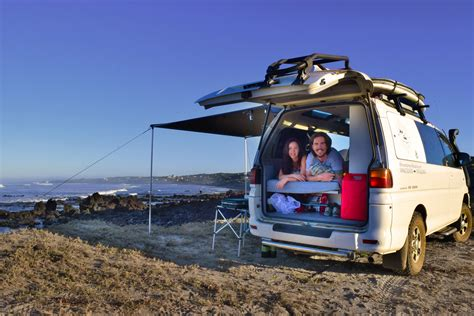 Converting A Mitsubishi Delica Into A Tiny Home