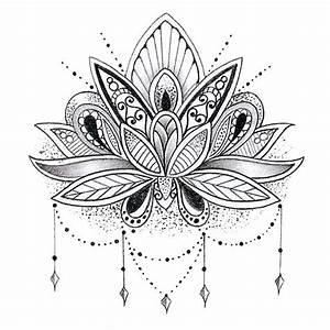 Dessin Fleurs De Lotus : dessin fleur de lotus coloriage recherche google a imprimer gratuit ~ Dode.kayakingforconservation.com Idées de Décoration
