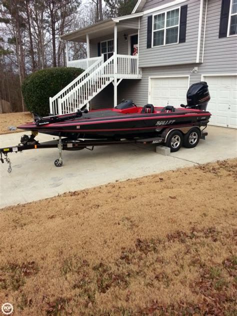 Used Bass Boats For Sale In Ga By Owner by 2012 Used Bullet 21 Ss Bass Boat For Sale 46 300