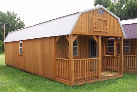 Prefab Converting Shed Into Tiny House ? TEDX Designs