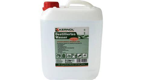 doppelt destilliertes wasser kaufen destilliertes wasser
