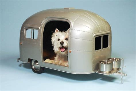 Your Pet Can Have Their Own Little Airstream When You Go