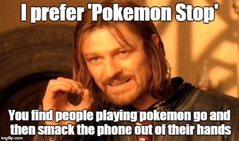 Stop Meme - pokemon stop imgflip