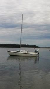 Venture Macgregor 25 Sailboat Great Shape Water Ready