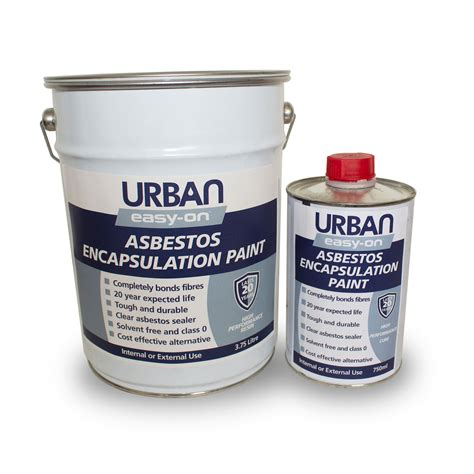 easy  asbestos encapsulation paint hygiene products