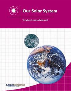 free solar system lesson plan | science: solar system ...