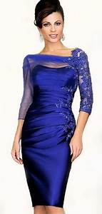 blue dresses for wedding guests With royal blue wedding guest dress