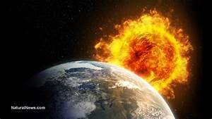 NASA sounds red alert over solar flare that nearly wiped ...