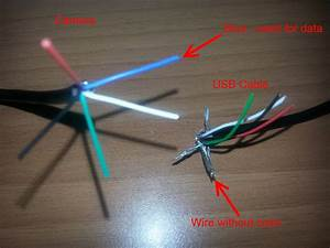 Usb Power Color Wiring Diagram
