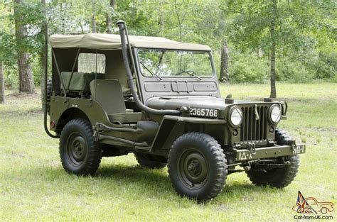 jeep military willys jeep military m38