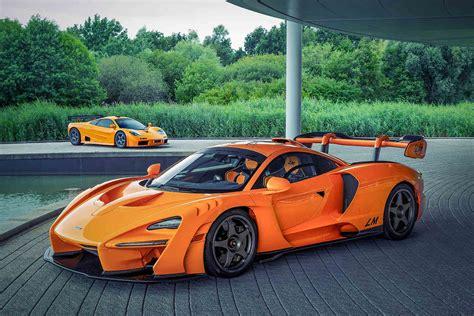 Последние твиты от lm global (@lm_global). McLaren Dealers Make Special Senna LM Celebrating F1 GTR ...