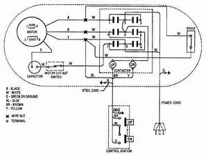 Yale Electric Hoist Wiring Diagram
