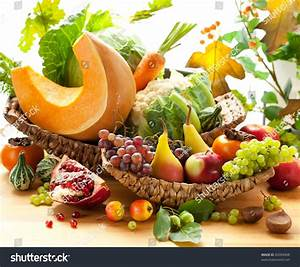 Still Life With Autumn Vegetables And Fruits Stock Photo 82094968   Shutterstock