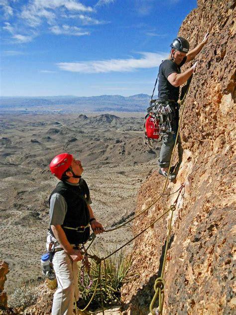 Pitch Rock Climbing