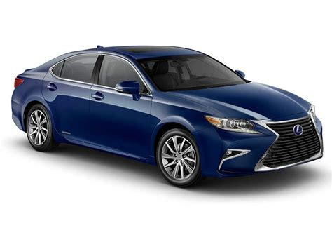Car Images by Lexus Es 300h