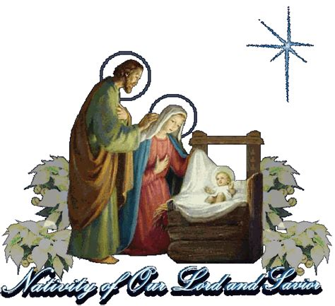 nativity of our lord and savior jesus christ