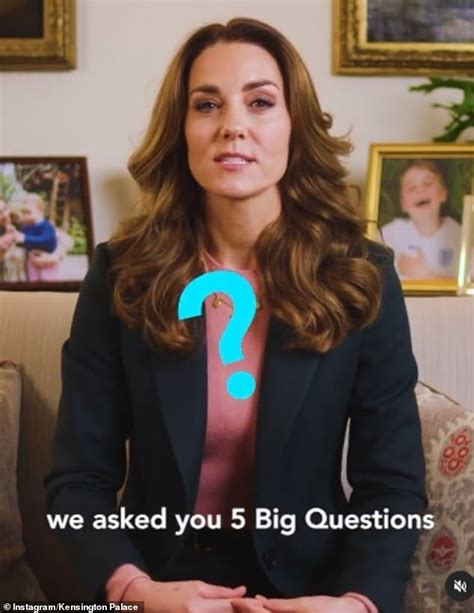 Kate Middleton gives update on her Early Years survey ...