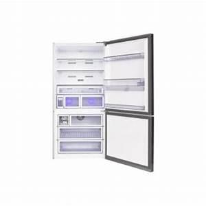 Refrigerateur Pose Libre Dans Une Niche : beko cn161230dx r frig rateur cong lateur cong lateur bas pose libre inox achat prix ~ Melissatoandfro.com Idées de Décoration