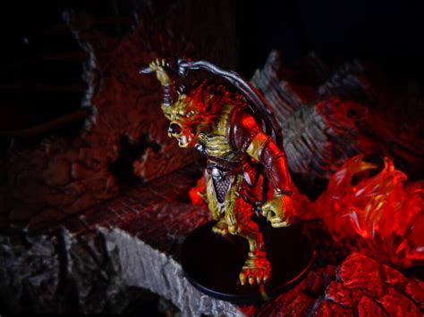 yeenoghu demon gnoll king yeenoghu foul demon lord