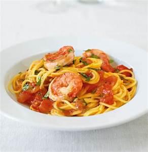Rezepte Mit Garnelen : spaghettini mit curry garnelen rezept essen und trinken ~ Lizthompson.info Haus und Dekorationen