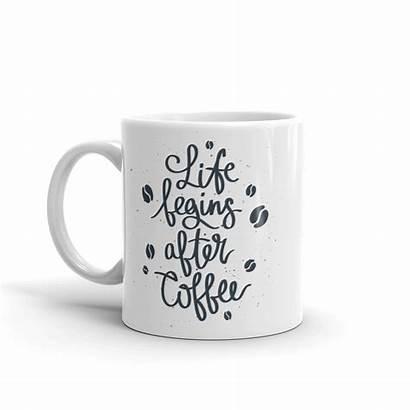 Coffee Mug Quotes Mugs Drinking Paw Between