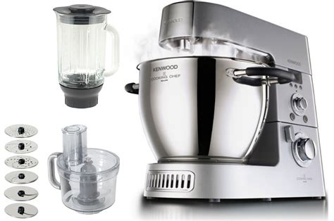 robot cuiseur kenwood cooking chef km089 premium 8871000 darty
