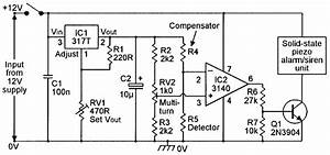 security electronics systems and circuits part 9 nuts With sirenswitch circuit